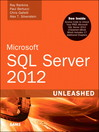 Microsoft SQL Server 2012 Unleashed (eBook)
